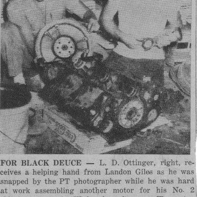 """LD Ottinger's """"Crate"""" Motor"""