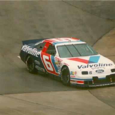 Goody's 500 Happy Hour Practice, Martinsville Speedway, Saturday, 9-26-92