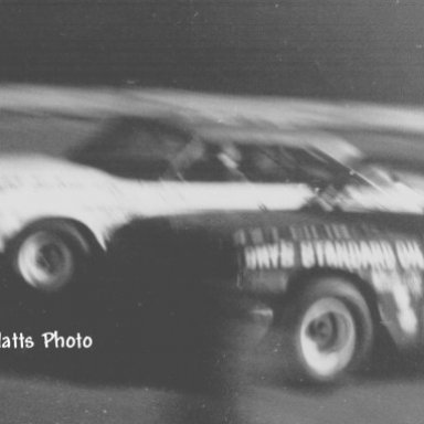Ralph Earnhardt and Sam Sommers