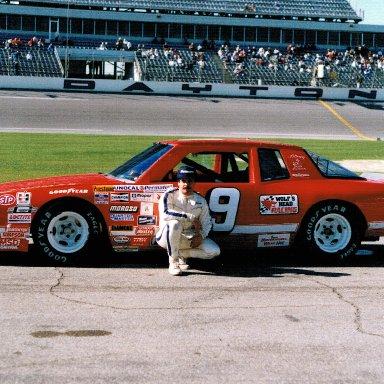 1989 Daytona ARCA - 4