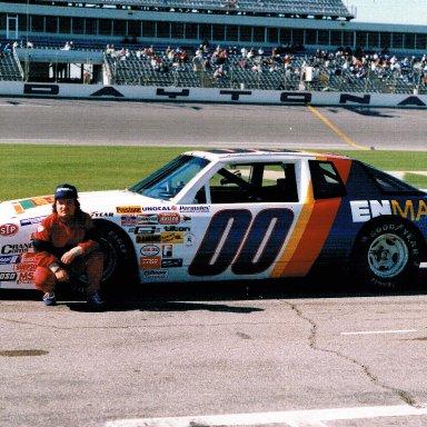 1989 Daytona ARCA - 6