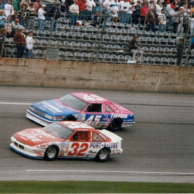 1989 Daytona BGN Race - 6