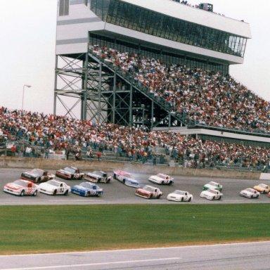1989 Daytona BGN Race - 7
