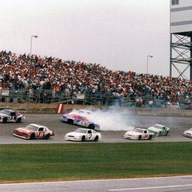 1989 Daytona BGN Race - 8