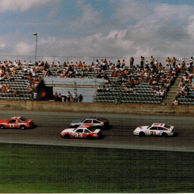 1989 Daytona Dash Series Race - 4