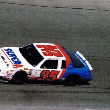 1989 Daytona ARCA - 8