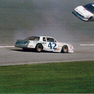 1989 Daytona ARCA - 9