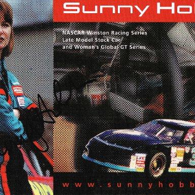 Sunny Hobbs