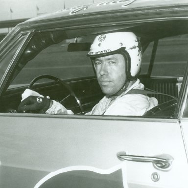 Roy Mayne and my 1965 Impala in 1965