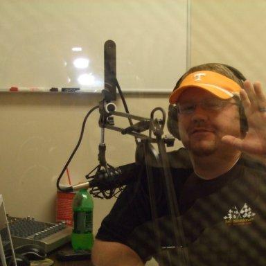 Dustin in Studio One
