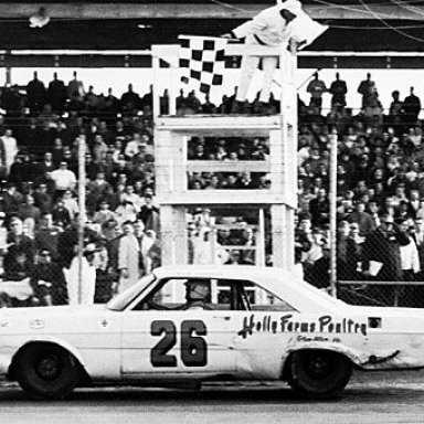 Johnson Takes Richmond - 1965
