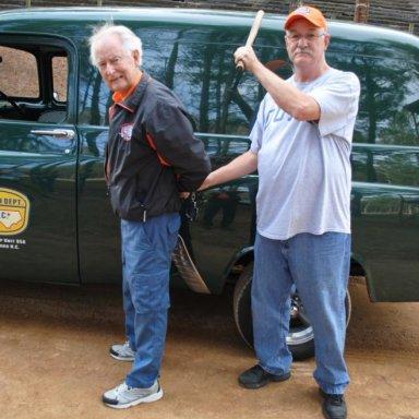 Former GN driver apprehended