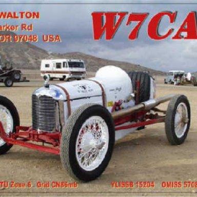 W7CAR T Board