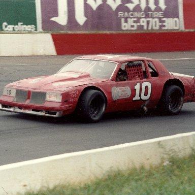Tri County Speedway 1990 Hudson NC