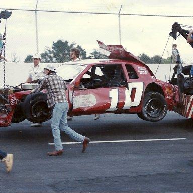1988 Limited Sportsman Heat Race