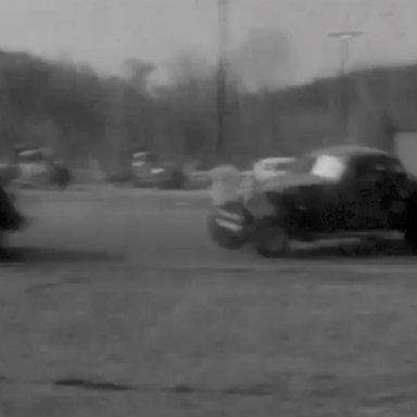 #77 Paul Radford at Starkey Speedway 1963
