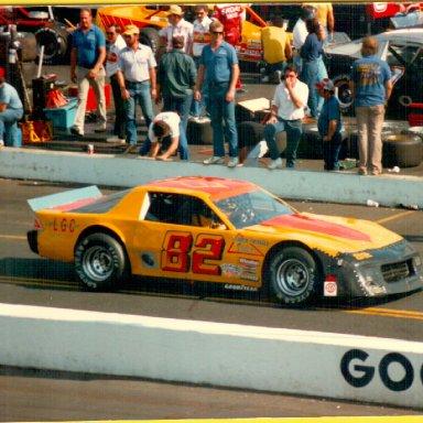 Winston Classic, Martinsville Speedway, November 1, 1987