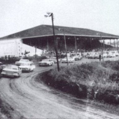old fairgrounds track