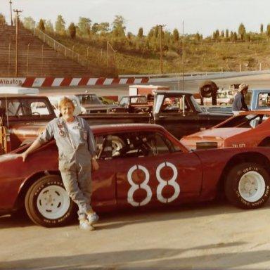 Kingsport Speedway 1981