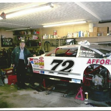 Bob Korn's last car
