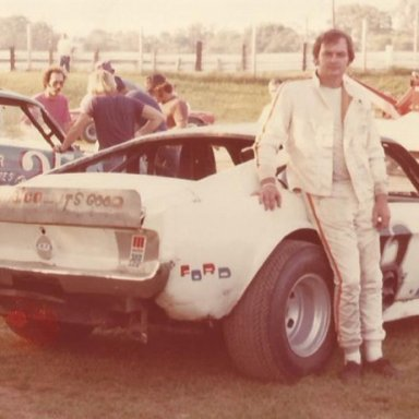 John Vallo / Bobby Korn car