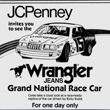 Daytona Promo-1 / 1984