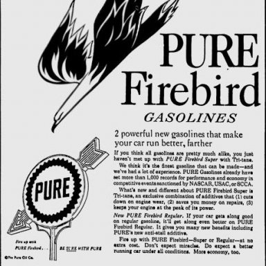 1961 - New Gas Arrives