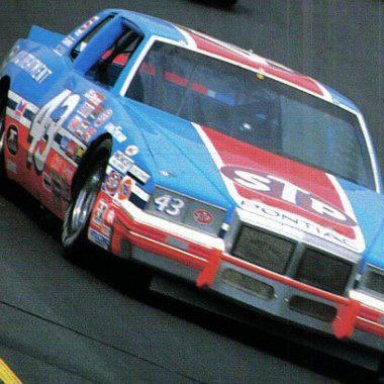 Richard Petty STP Pontiac