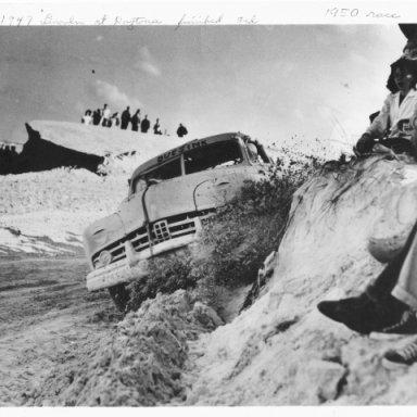 Lloyd Moore 1950 Daytona