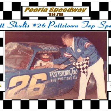 Scott Shults #26 - 1979 - Peoria Illinois