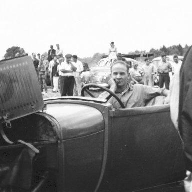 Lloyd Moore 1947 Leon NY