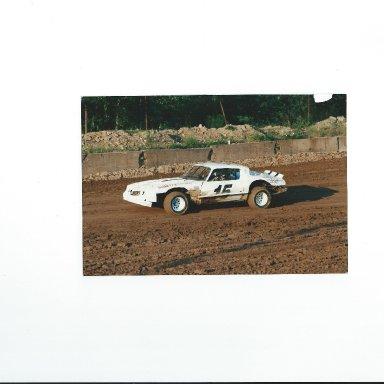 White 15 car