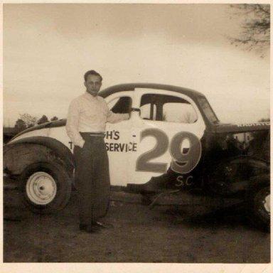 Daddy's Race Car