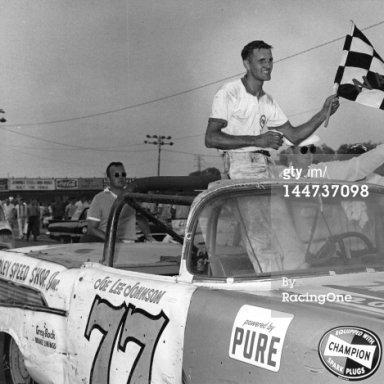 Joe Lee takes Richmond - 1959