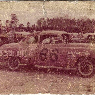 Charles Renshaw # 66 racecar
