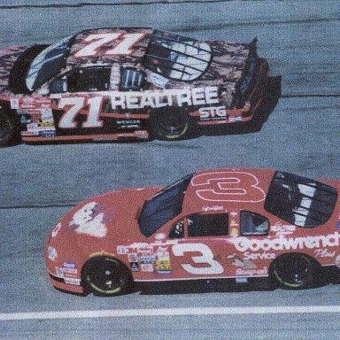 Dale E # 3  & Dave Marcus # 71