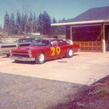 '66 Cyclone   April 1974