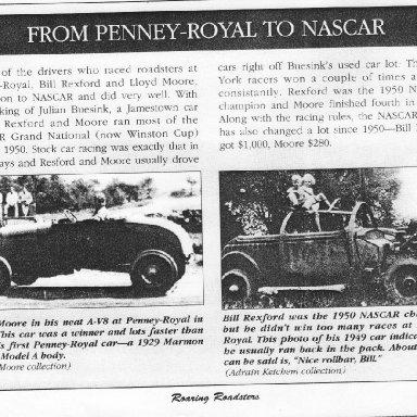 Penny Royal Race Track Leon, NY