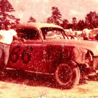 Charles Dixon Renshaw #66 1951 chevy B