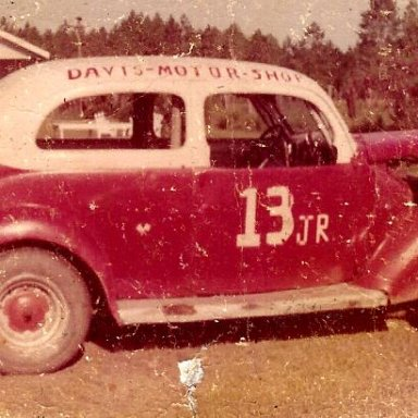 Charles Dixon Renshaw 13Jr 37 ford sedan
