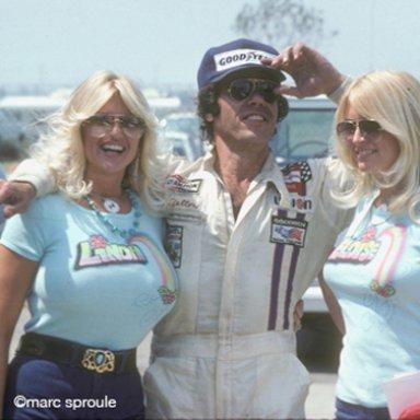 Ontario Motor Speedway '76 GENE WON !!