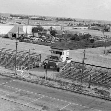 Stock Island Raceway Spectator Stands