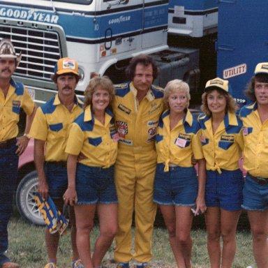 Nashville Crew - 1st Earnhardt Fan Club