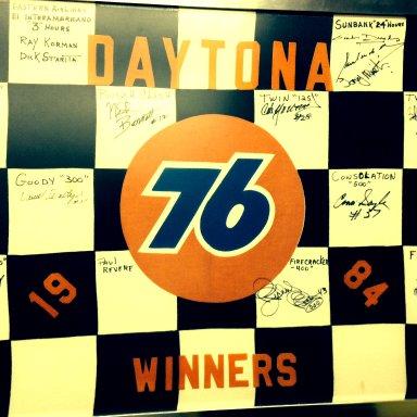 1984 Daytona Winners