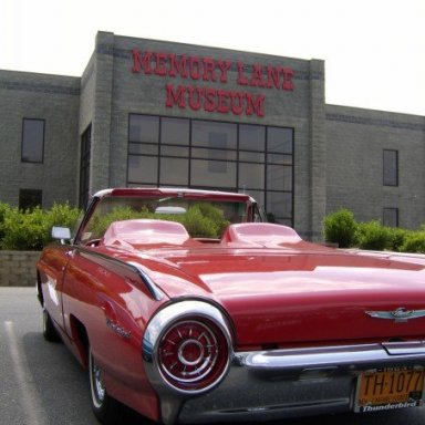 T-bird Memory Lane Museum