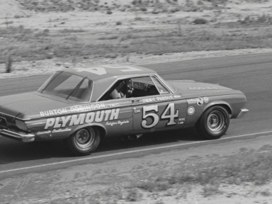 Jimmy Pardue at Bridgehampton 1964