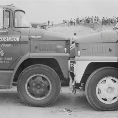 Jimmy Pardue Burton & Robinson Hauler 1964