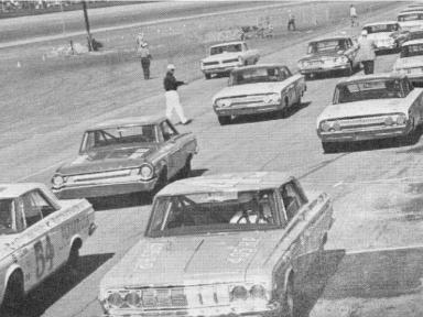 Daytona 1964 Lineup