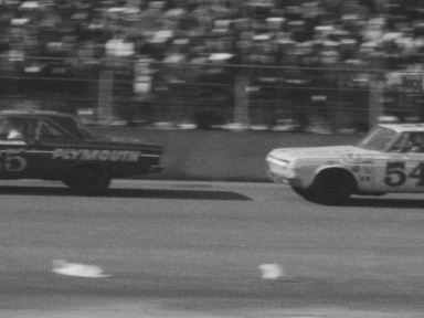 Daytona 1964 Pardue and Goldsmith
