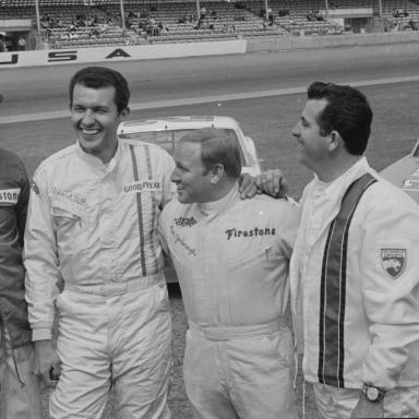 1968 Daytona 500 Chums